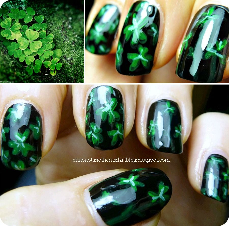 EuRoPe] episode 13 - Ireland | Oh No Not Another Nail Art Blog ...