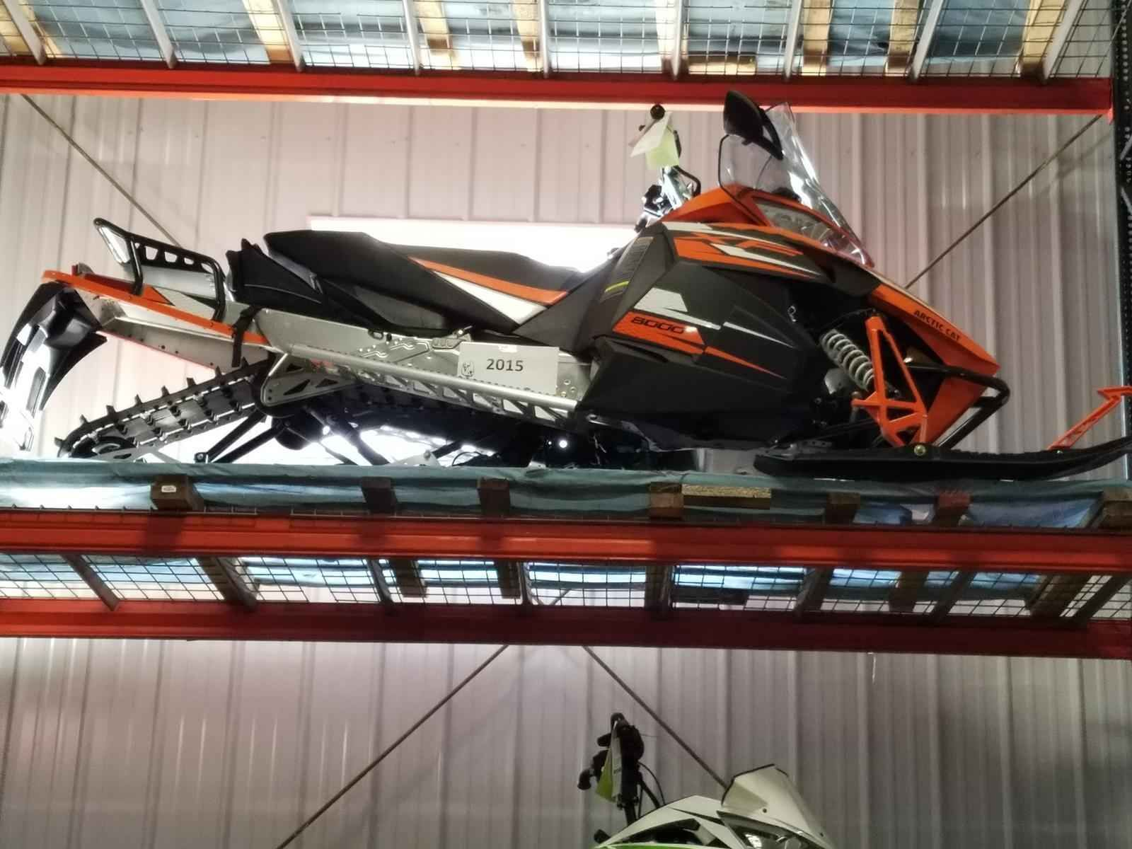 New 2015 Arctic Cat XF 8000 CrossTour Snowmobile For Sale