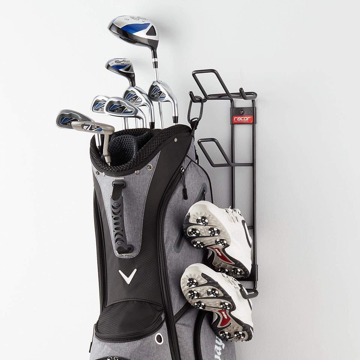 Golf Storage Rack Bike Storage Golf Bags Bag Storage