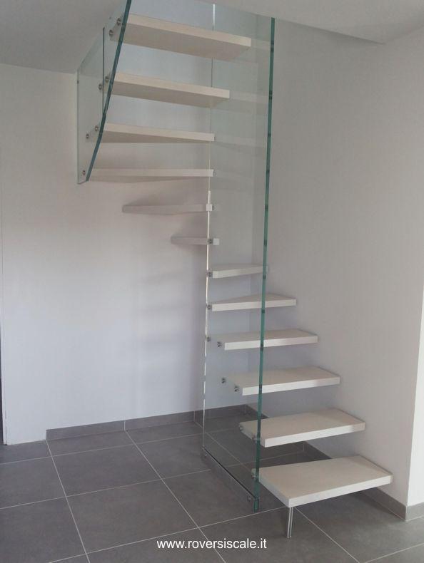 Scale a chiocciola roversi scale custom made scale uniche e originali amazing staircase - Scale per appartamenti ...