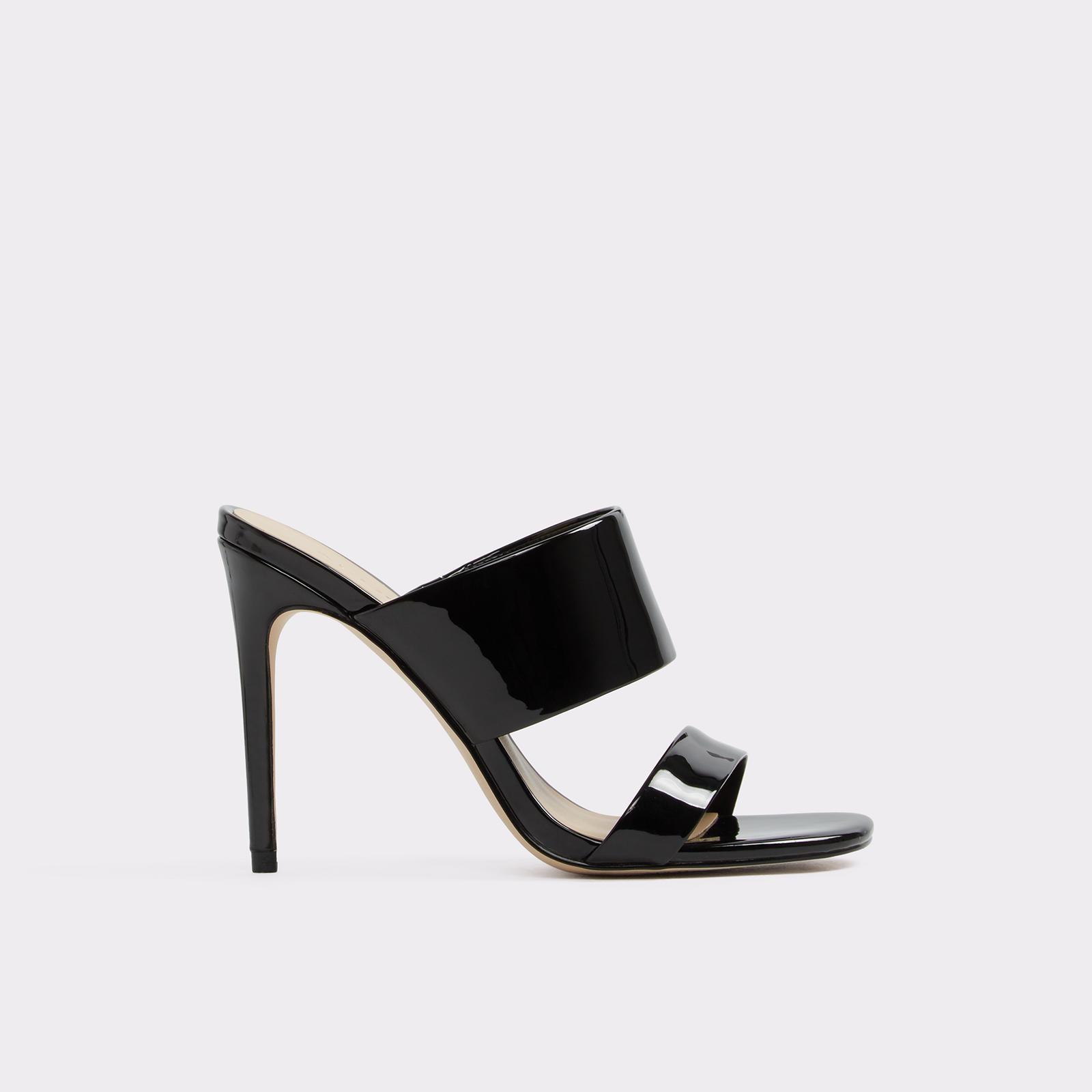90ae9b949c19 Froema Black Patent Women s Open-toe heels