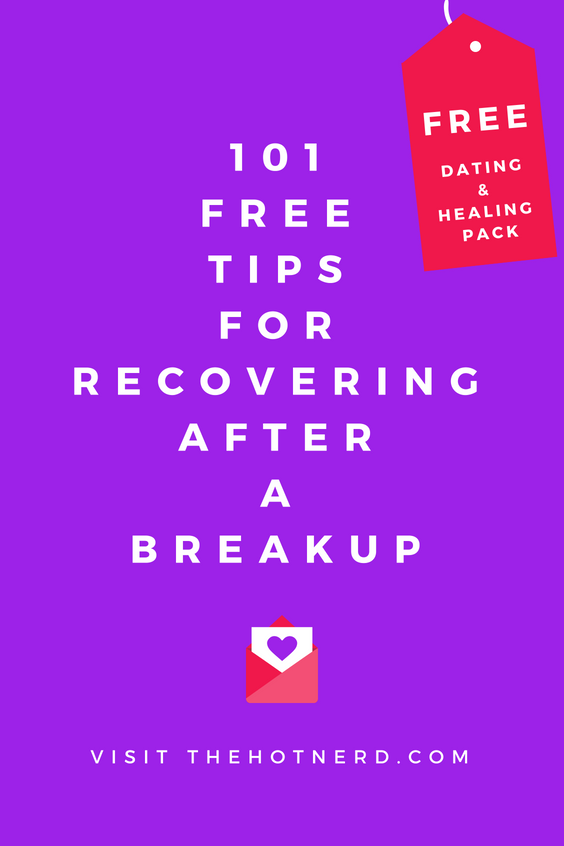 dating tips after break up