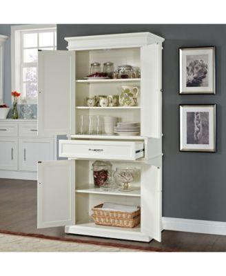 Parsons Pantry White