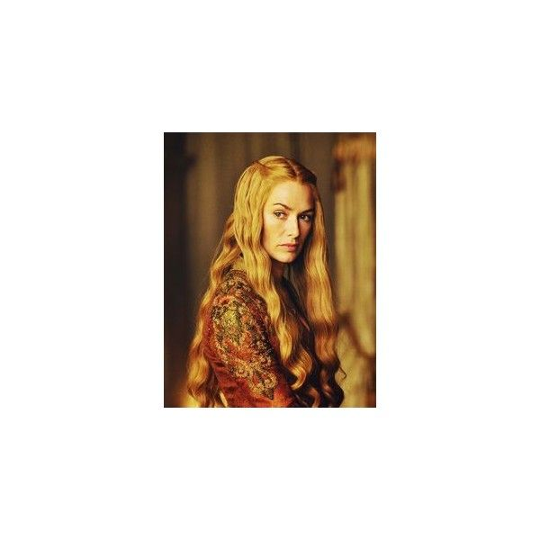 Cersei Lannister ❤ liked on Polyvore featuring game of thrones