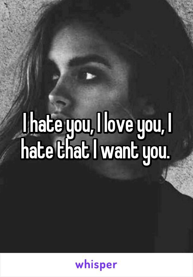 Lyric mc magic girl i love you lyrics : I hate you, I love you, I hate that I want you. | lyrics | Pinterest