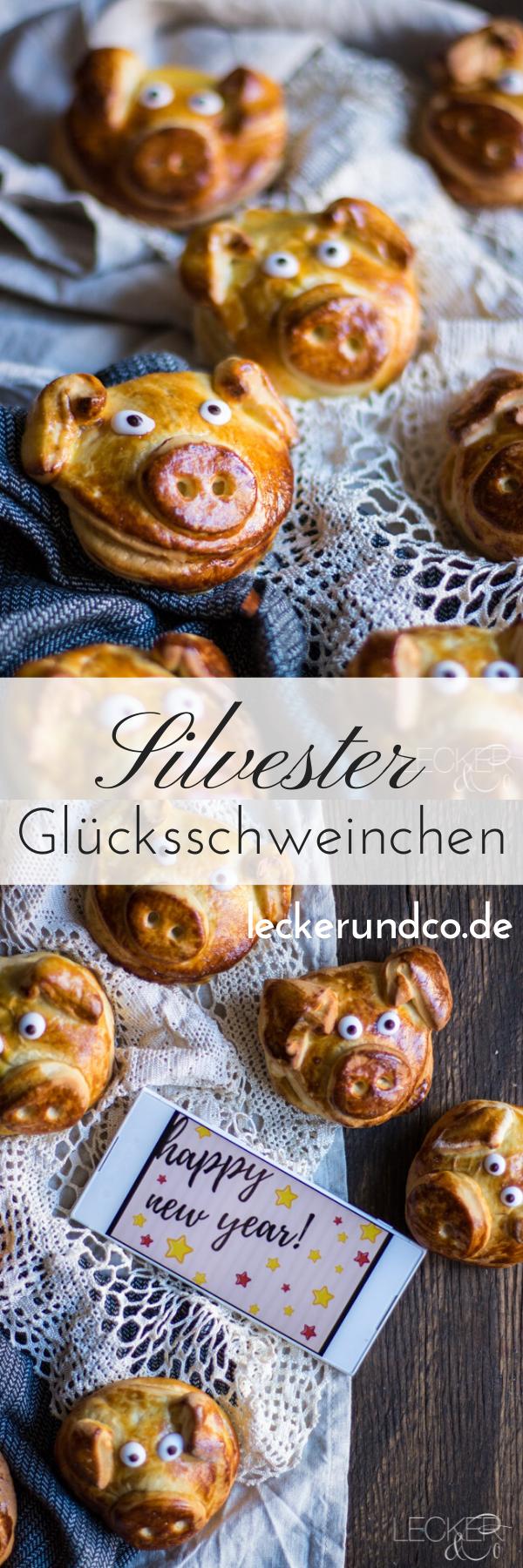 Glücksschweinchen | LECKER&Co | Foodblog aus Nürnberg