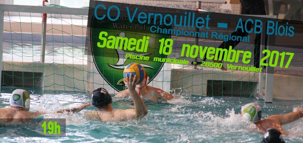 Match régional : CO Vernouillet - ACB Blois