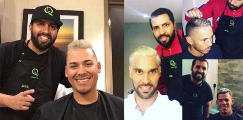 Conoce al artista del pelo detrás de #TeamRubio #LosNuestros...