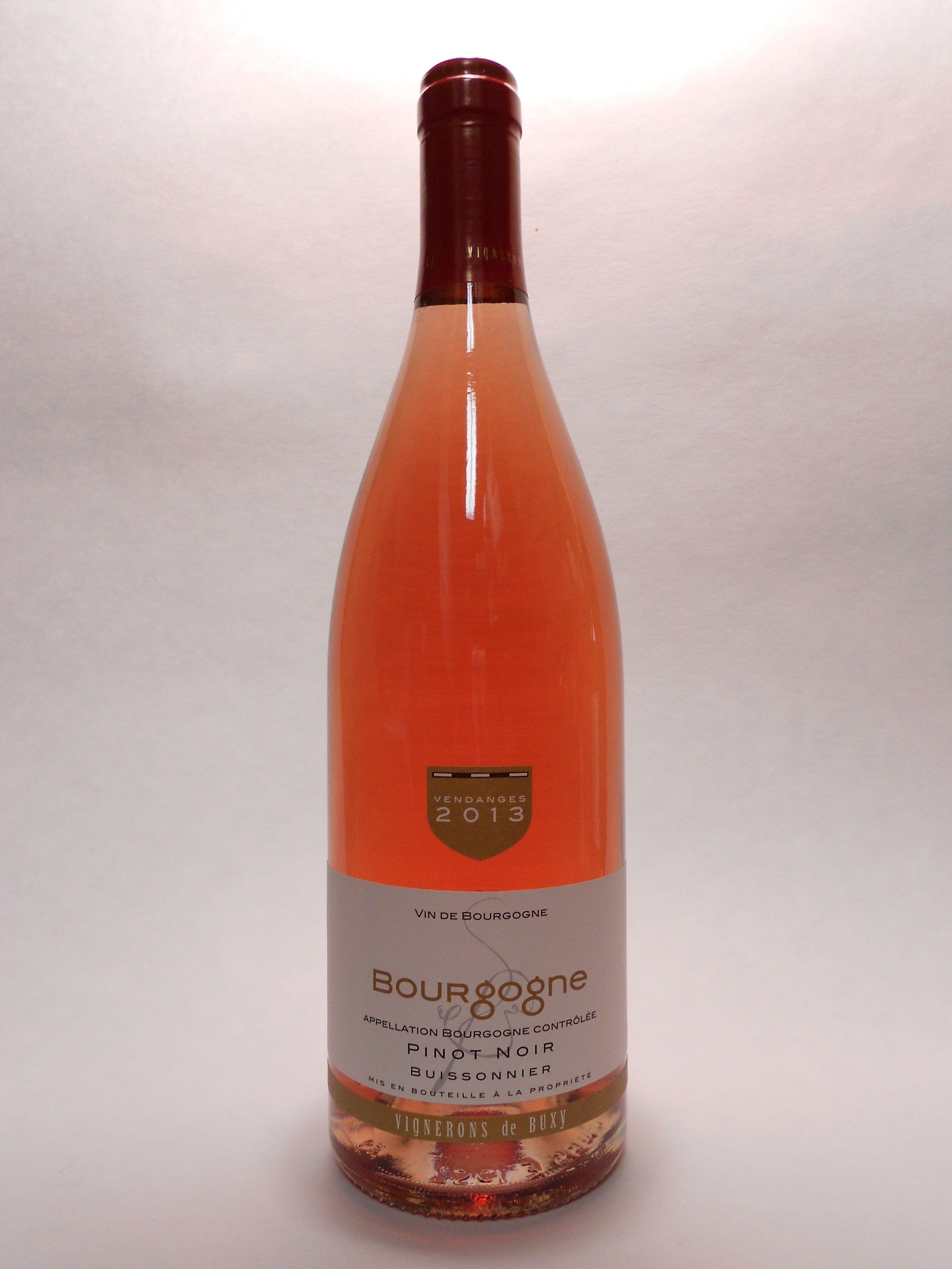 2013 Vignerons De Buxy Bourgogne Rose La Buxynoise Sku 62314 Www Bassins Com Phone 202 338 1433 Vino Rosado Vinos