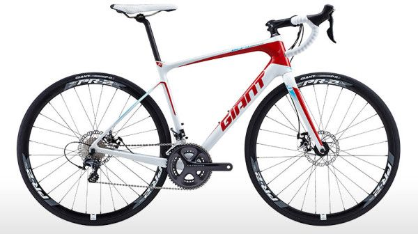 2015 Giant Defy Advanced Disc Brake Carbon Fiber Endurance Road Bike Giant Defy Road Bikes Road Bike