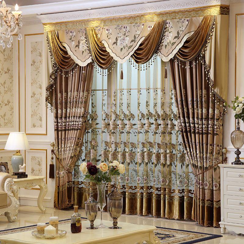 60% Off Luxurious Window Curtain