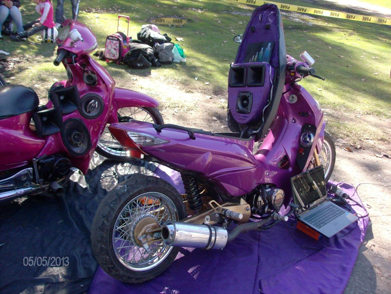 Motos 110 Stunt >> motos tuning 110   Autos/motos para mujer c;   Pinterest