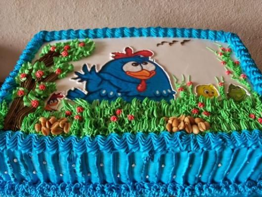 Bolo Decorado Papel De Arroz Kids Cake Cake Food