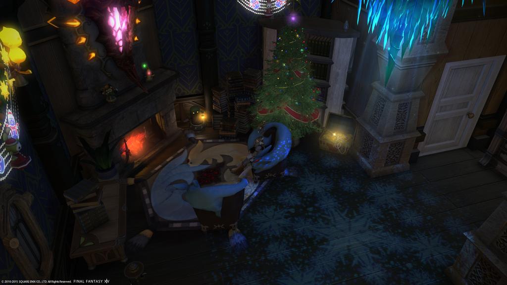 My House In Ffxiv Plot 37 Ward 3 Lavender Beds Odin Server