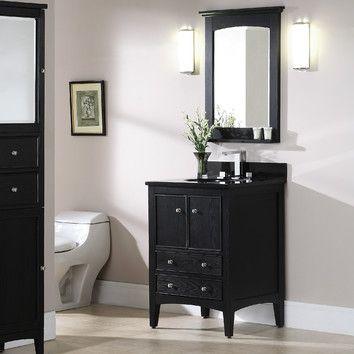 Xylem Kent 24 Bathroom Vanity Set Bathroom Vanity French Provincial Bathroom Vanity Traditional Bathroom Vanity