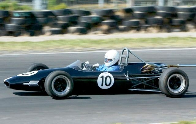 Classic Wheels And Vintage Wings Ex Frank Williams Racing Brabham