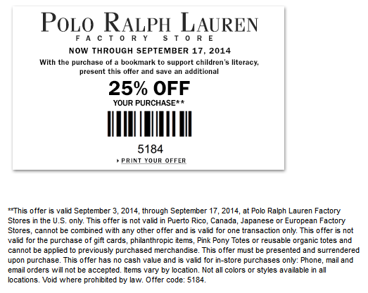Lauren Factory Pinned Ralph 25Off September 14thExtra Atpolo EW29DHI