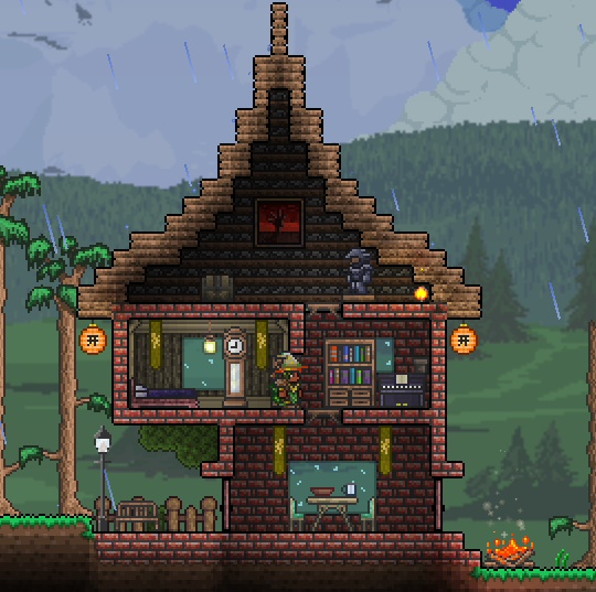 Home Design Ideas Game: Terraria Small - Szukaj W Google
