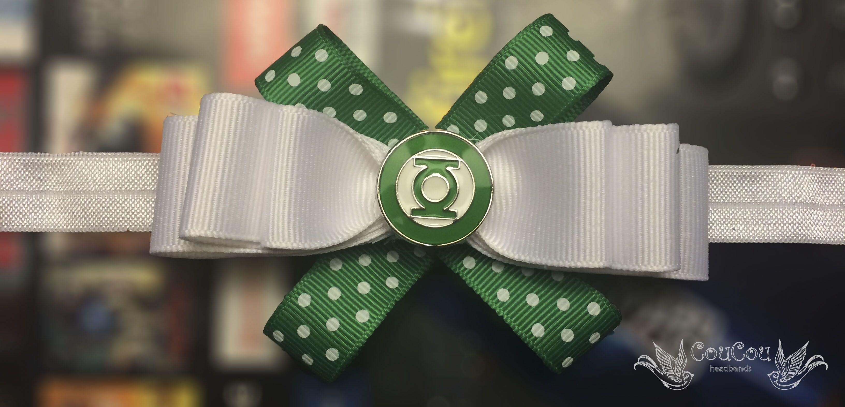 Transforma a tu hija en linterna verde!