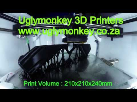 Uglymonkey 3D Printers