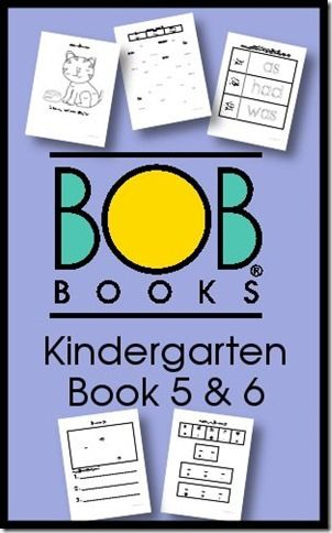 Free Bob Books Printables Kindergarten Sight Words Books 5 And 6 Royal Baloo Sight Words Kindergarten Bob Books Sight Word Books