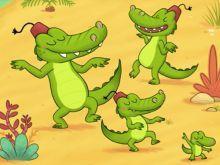 Vidéo Comptines De Toupie Ah Les Crocodiles