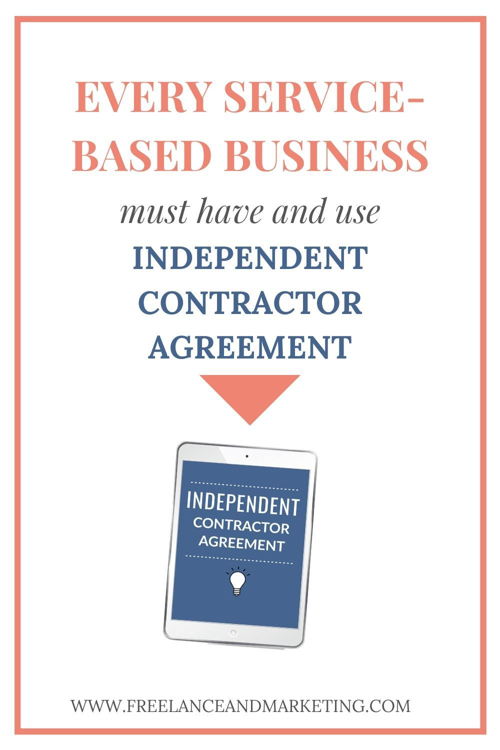 Service Businesses Need An Independent Contractor Agreement In