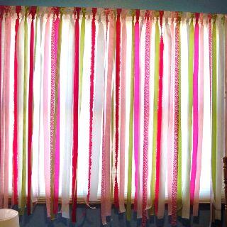 Good Ribbon Curtains