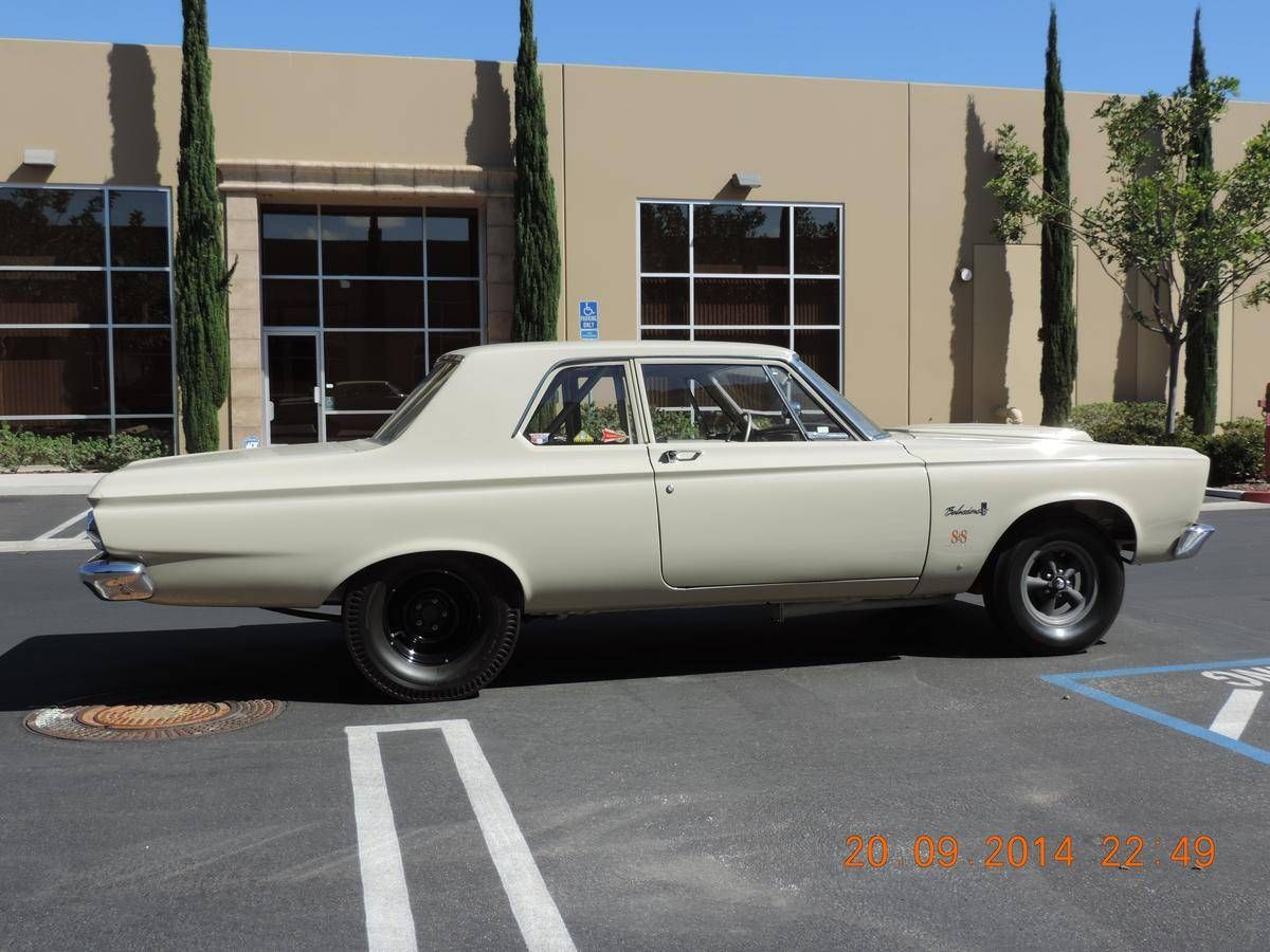 1965 Plymouth Belvedere A-990 Acid Dipped Factory Race Car - One Of ...