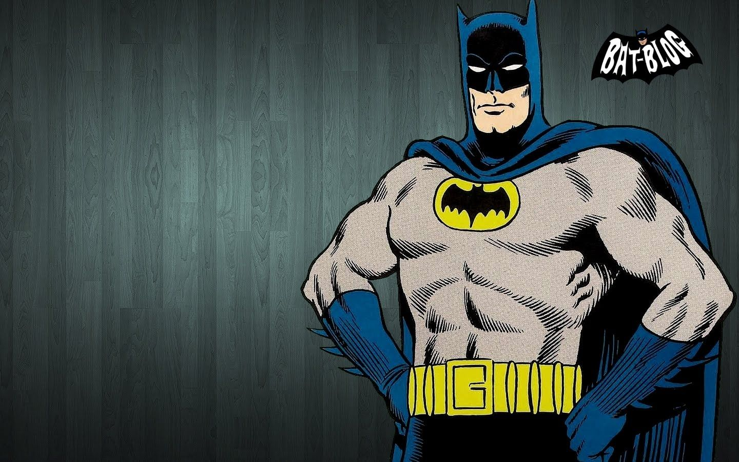 batman Me, Myself, and a Whole Lot of Crap Who's the
