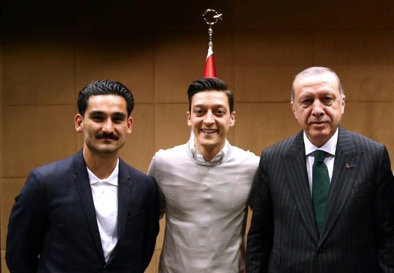 Scapegoat Ozil Should Quit German Team Father Berlin Afp The Father Of Mesut Ozil Said Sunday His Son Should Quit Germanys Nat Ozil The A Team Mesut Ozil