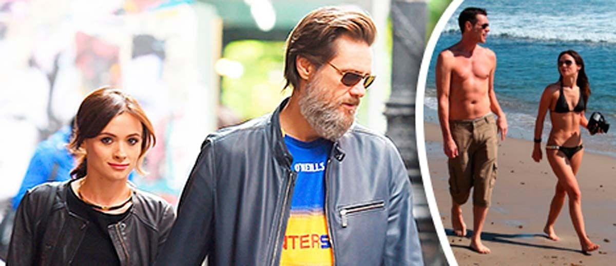 Jim Carrey diz que está 'profundamente triste' com morte da namorada