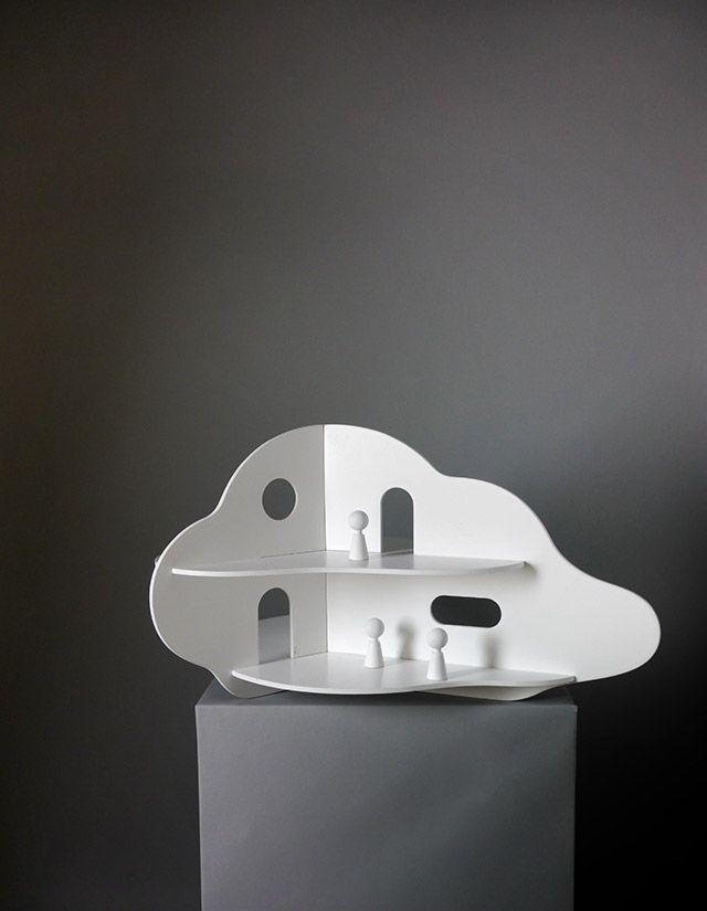 Rock & Pebble Cloud House