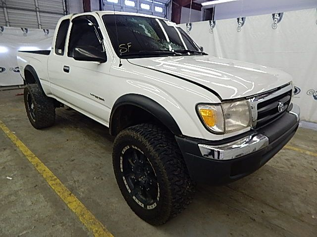 2000 Toyota Tacoma Xtr 3 4l 6 On Pure Sell Copart Auto Auction