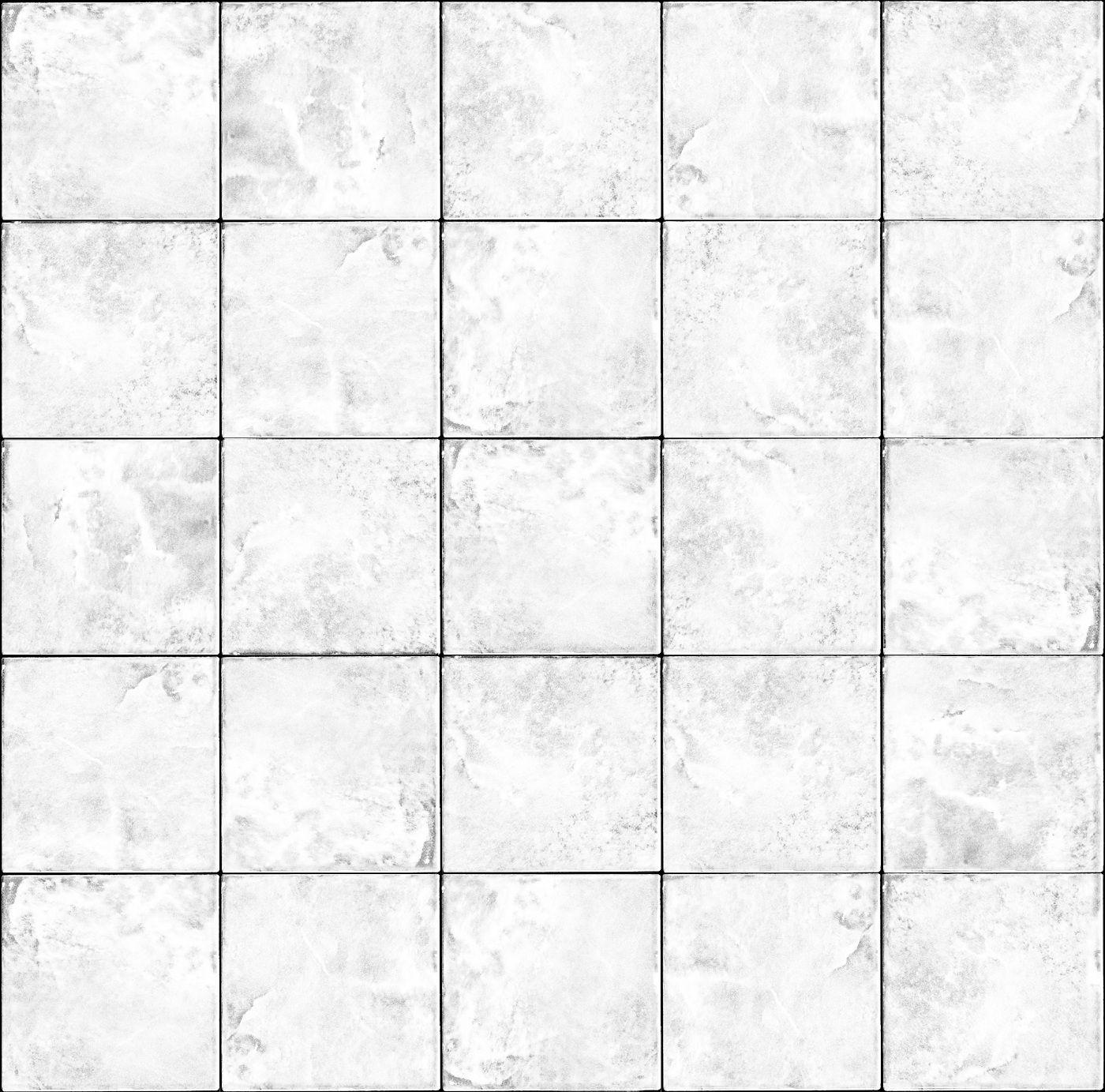Texture Tile White