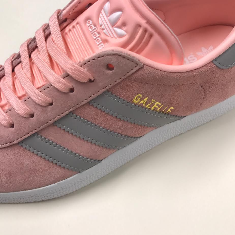 adidas stan smith pink velcro patches adidas gazelle grey and burgundy striped fabric