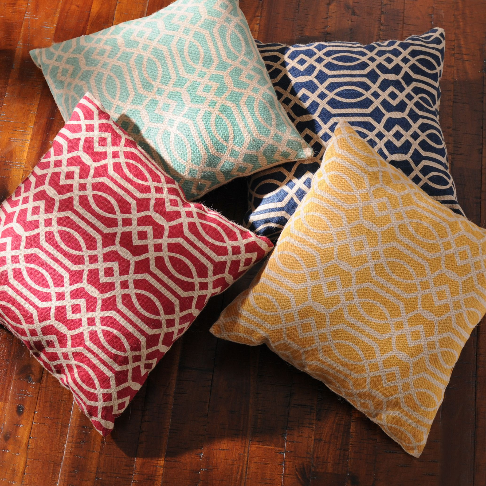 Colorful Pillows Are An Easy And Fun Way To Decorate Your Home! Add A Pop