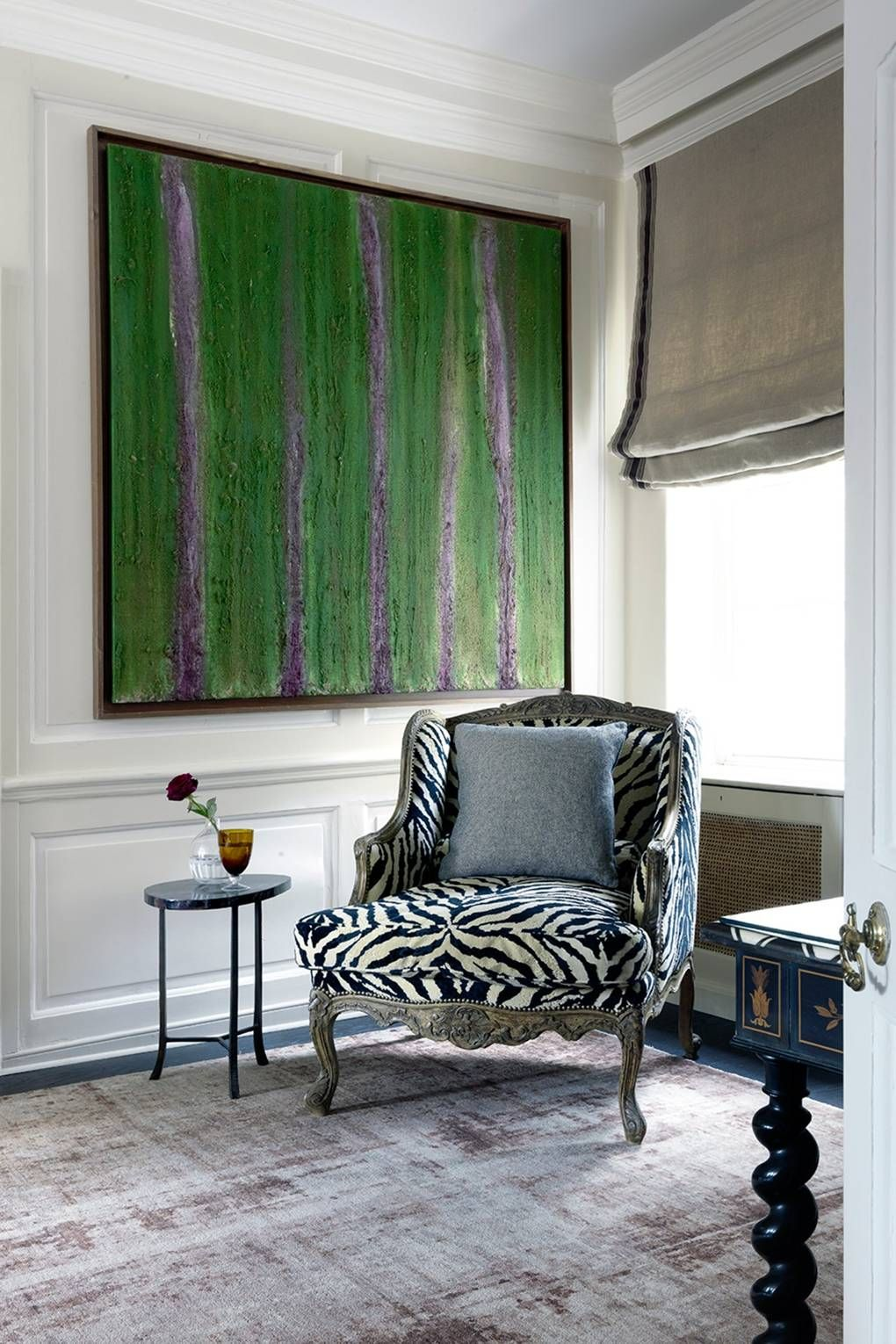A Chelsea House With The Louche Luxe Feel Of A Private Club Chelsea House Home Decor Interior