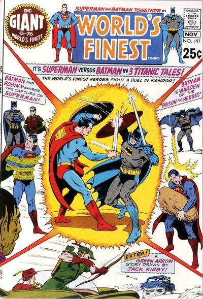 World's Finest Comics #197