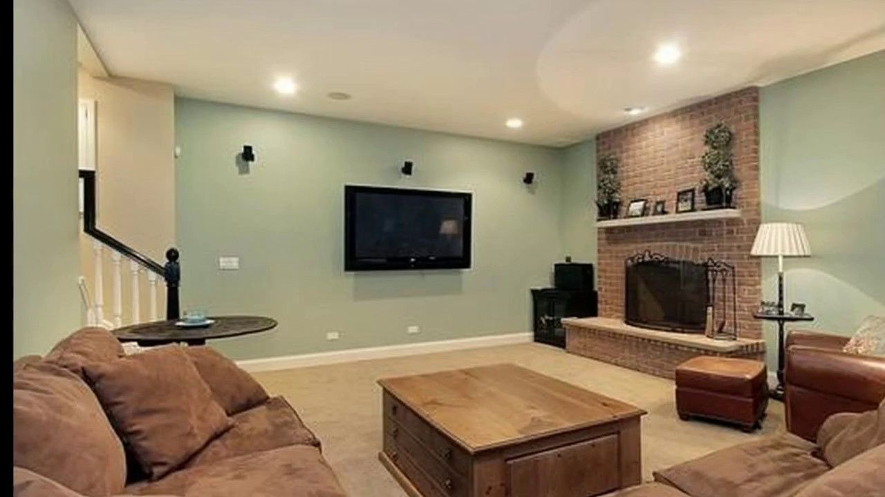 amazing basement bedroom color ideas finishing basement on basement color palette ideas id=41768