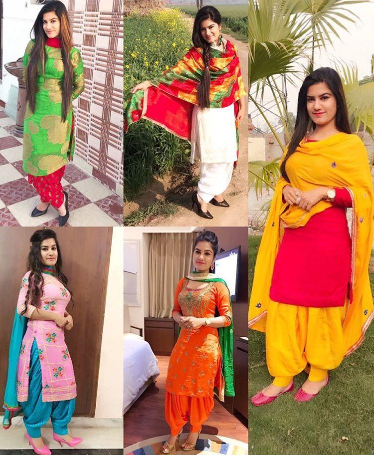 b5fc930497210 Pin by Rashmi Tiwari on Punjabi suits
