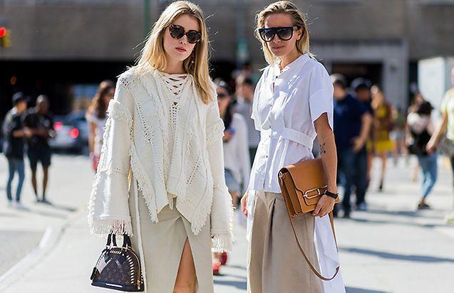 La moda se apodera de las calles de Nueva York - Foto 1