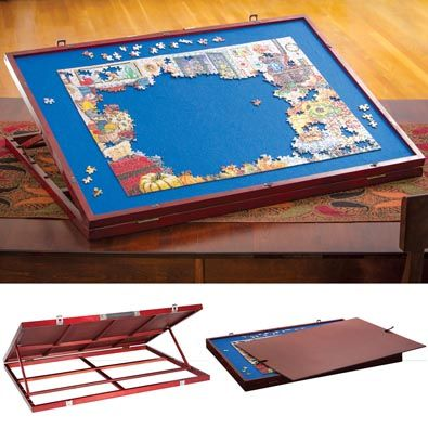 Make Puzzling Fun And Easy With The Puzzle Experttm Tabletop Easel