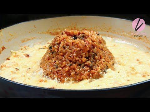 Volcano Fried Rice Recipe Food Recipes Rice Fried Rice