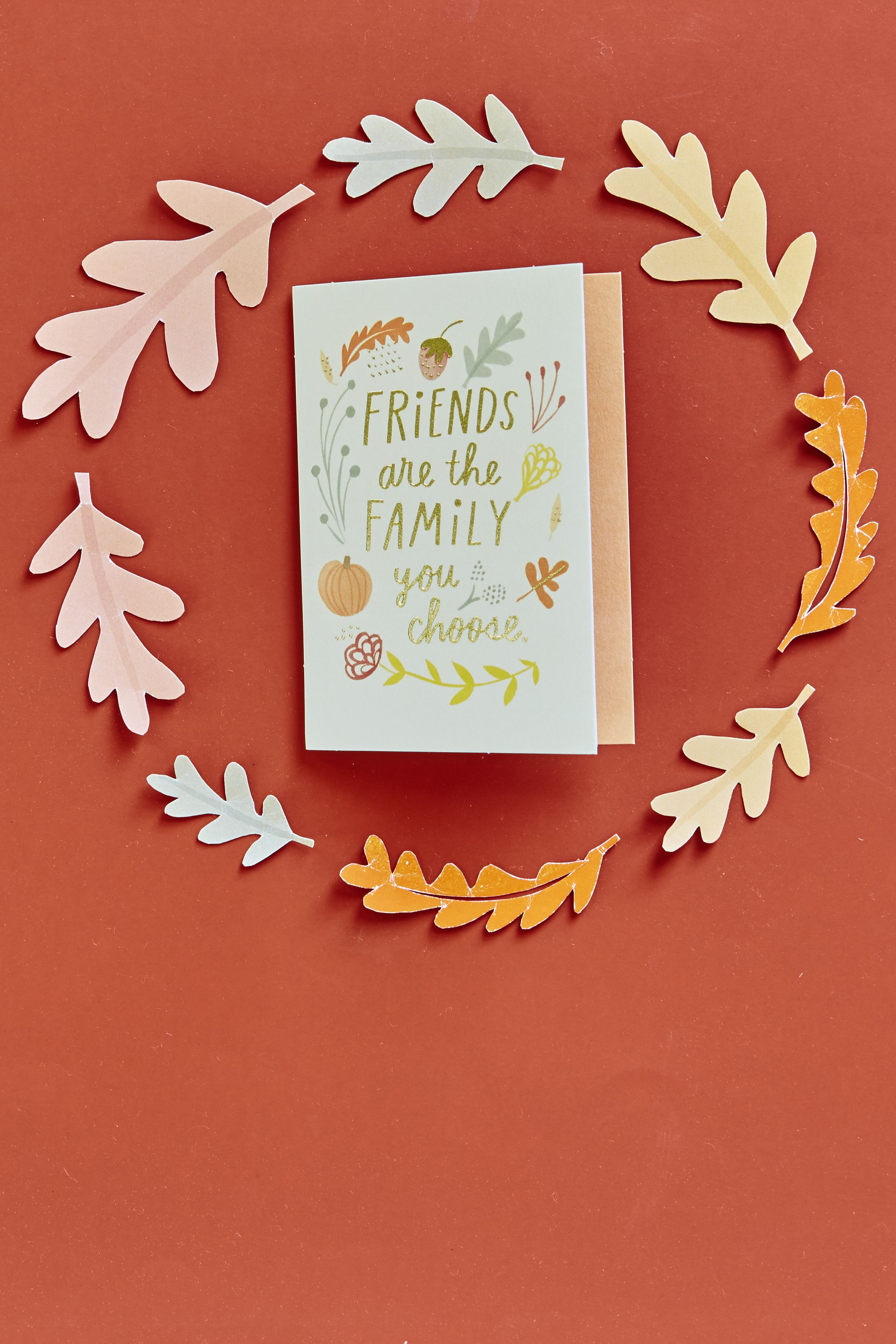 Send This Festive Friendsgiving Card To Your Best Friends This