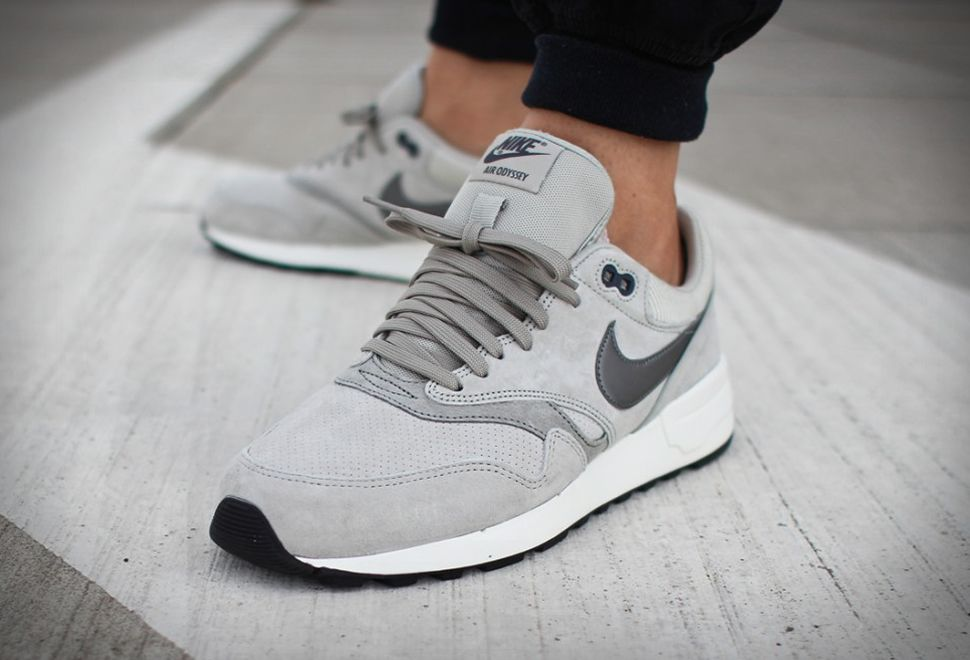 reputable site 81fd1 f0cce Nike Air Odyssey LTR Lunar Grey