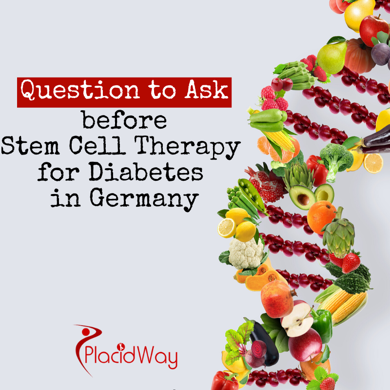 Question to Ask before Stem Cell Therapy for Diabetes in Germany 😉Learn more here.