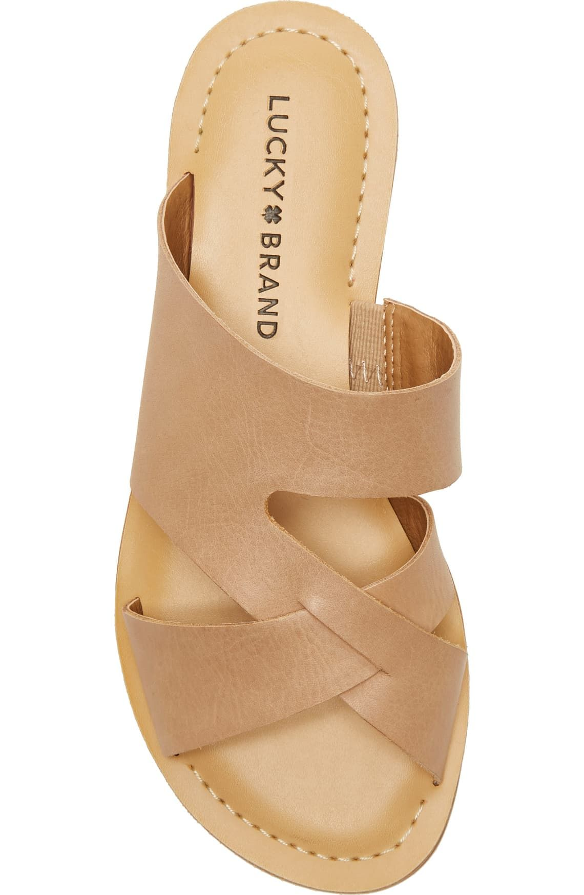 Lucky Brand Leelan Slide Sandal (Women