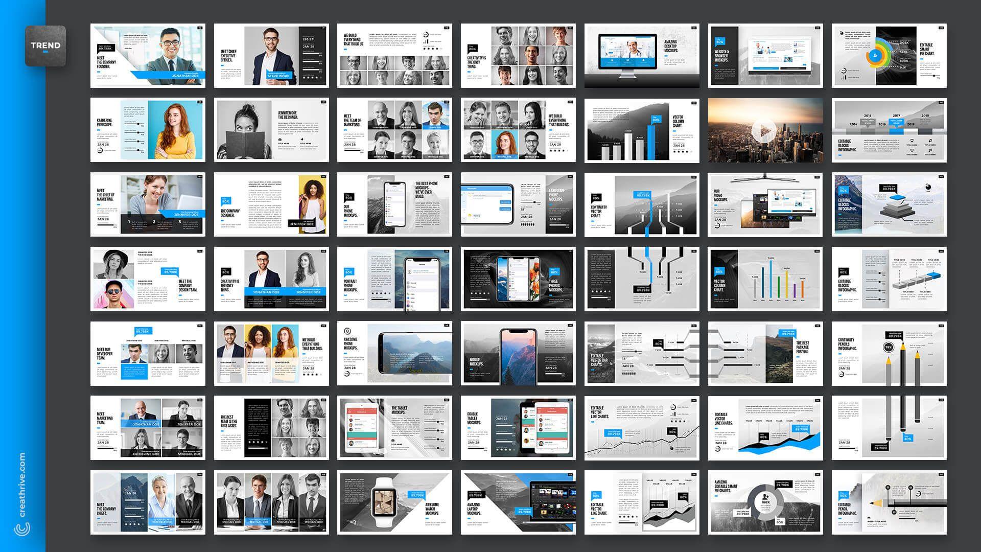 2018 powerpoints bundle cute designs to draw job resume