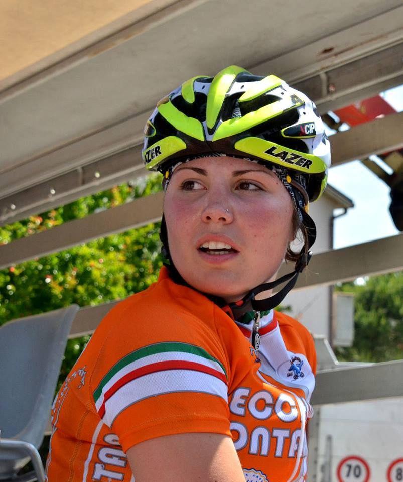 Natasha Grillo (Vecchia Fontana) 17a Giornata della Bici Rosa Trofeo  Giacomo Montrasio 9 giugno 2013. Find this Pin and more on Women s Pro  Cycling ... c62a3788e